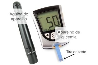Como medir a Glicemia para controlar a Diabetes