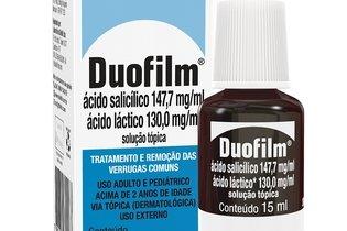 Duofilm - Remédio para Verrugas
