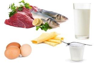 Alimentos ricos em glutamina