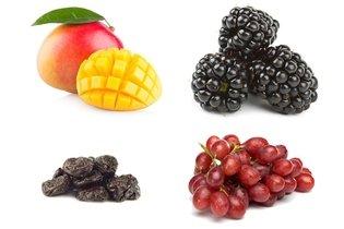 Frutas ricas em cálcio