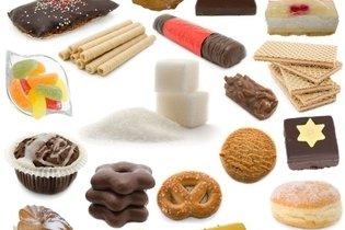 Alimentos industrializados ricos em gordura saturada