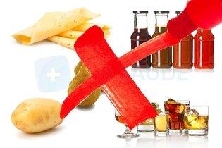 Alimentos a evitar na encefalopatia hepática