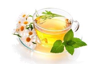 Chá de camomila para tratar a gastrite nervosa