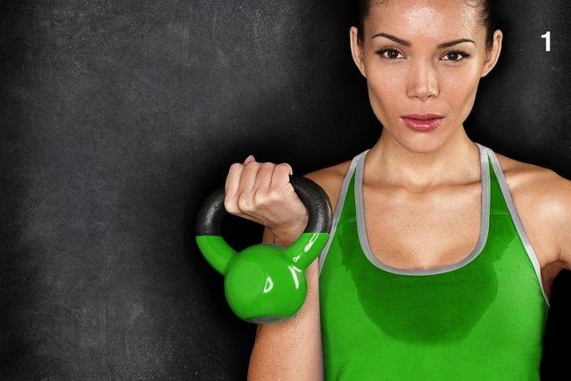 Exercícios para bíceps e tríceps