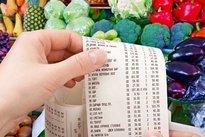 Pensar apenas no preço da comida