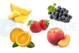 Frutas para sobremesa
