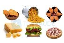 Evitar alimentos preparados