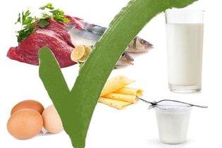 Alimentos permitidos na fase 1