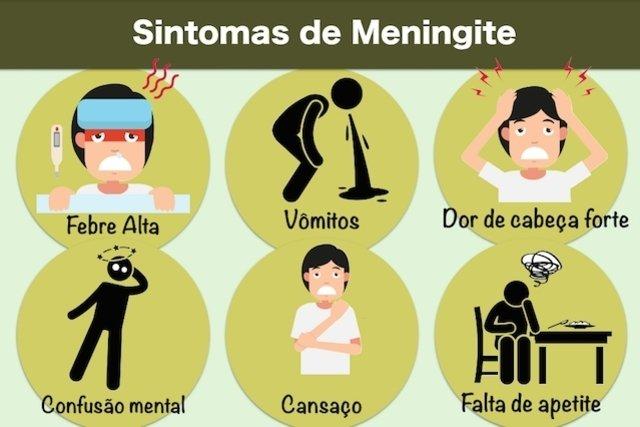 meningitis bacteriana en bebes sintomas