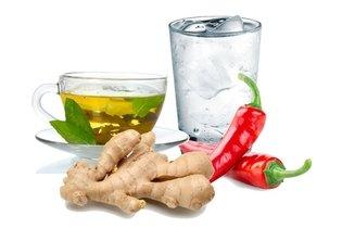 Comer alimentos que aumentam o metabolismo