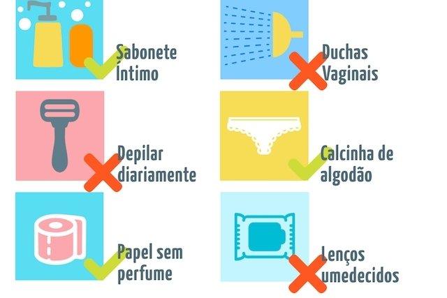 Regras para fazer uma boa higiene íntima e evitar doenças