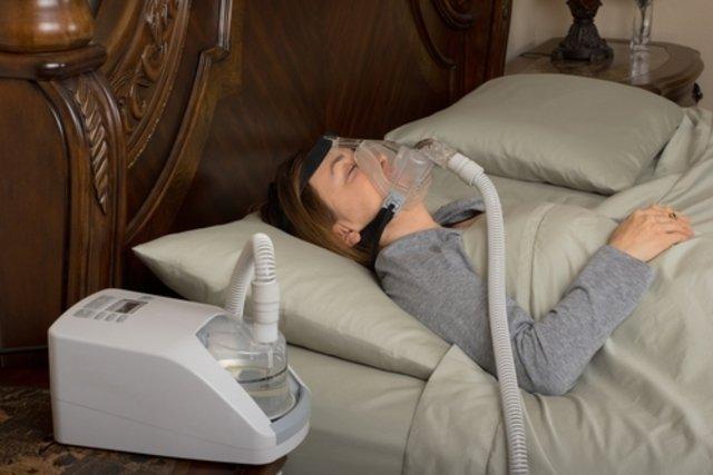 CPAP - Máscara que ajuda a respirar e dormir melhor