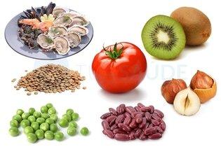 Alimentação para melhorar a dermatite