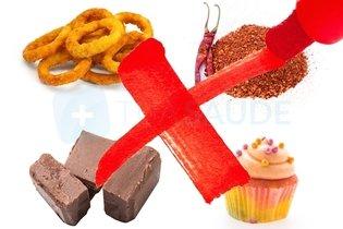 Alimentos a evitar durante a enxaqueca