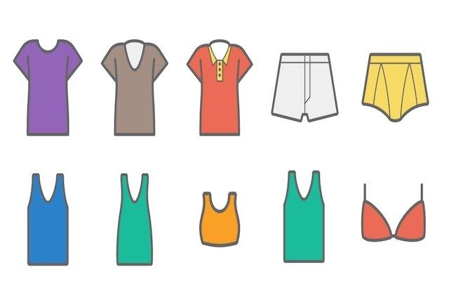 Usar pouca roupa