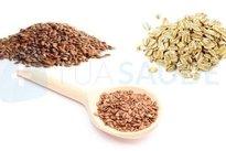Adicionar sementes em iogurtes e saladas