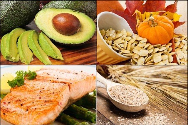 Alimentos ricos em Vitamina B5