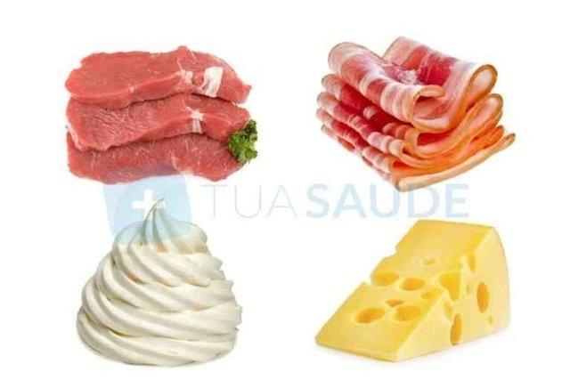 colesterol alimentos tabela