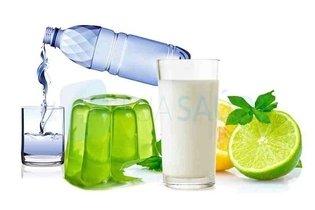 Comer mais alimentos ricos em água