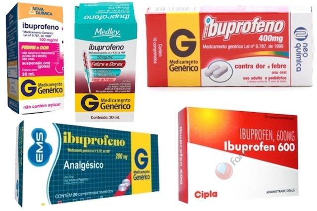 Para que serve e como usar Ibuprofeno