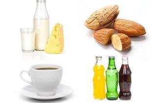 Alimentos a evitar na gastroenterite