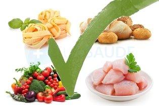 Alimentos permitidos na esteatose hepática