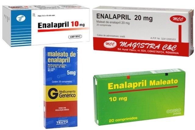 Enalapril - Remédio para o Coração