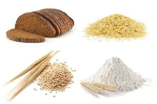 Alimentos que contém glúten