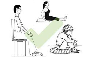 Como evitar 7 hábitos que prejudicam a postura