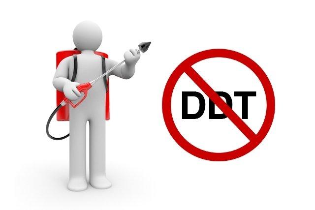 Contato com Inseticida DDT pode causar câncer e infertilidade