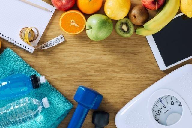 Manter o peso sob controle