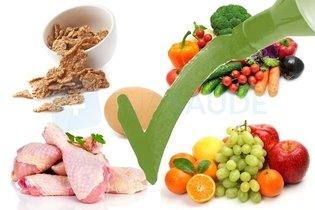 Alimentos permitidos na dieta da maçã