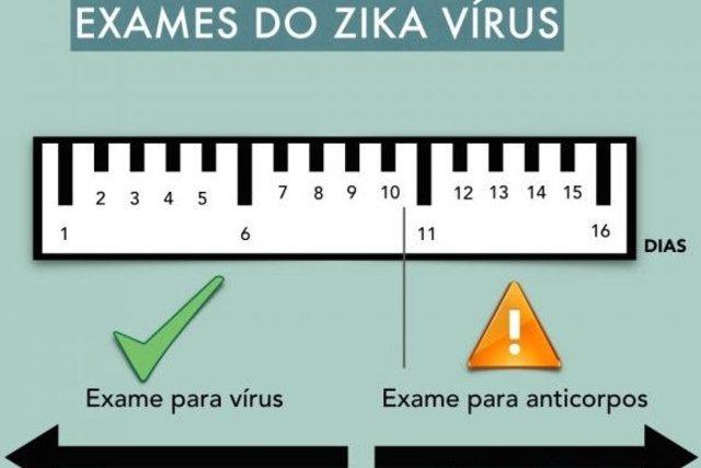 Como saber se está com Zika - Sintomas e Exames