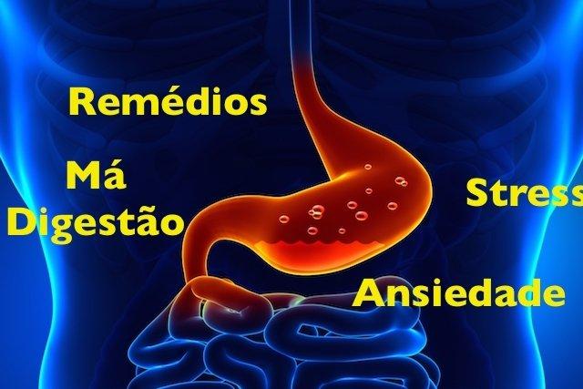Principais causas e tratamentos para Dor de Estômago