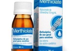 Merthiolate solução