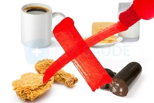 O que não comer na dor de estômago