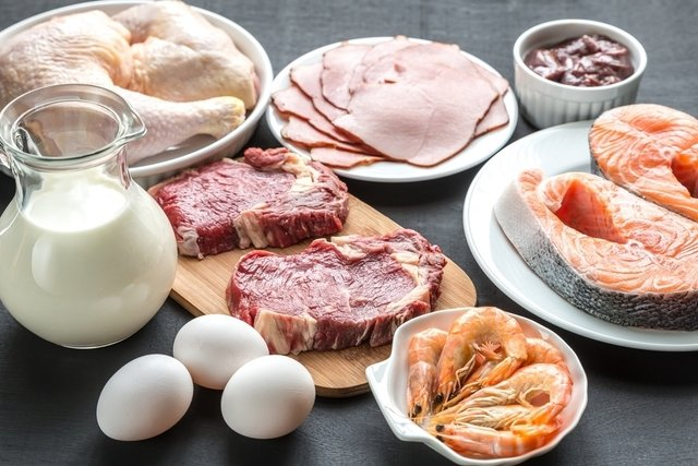 Menu della dieta chetogenica per perdere peso