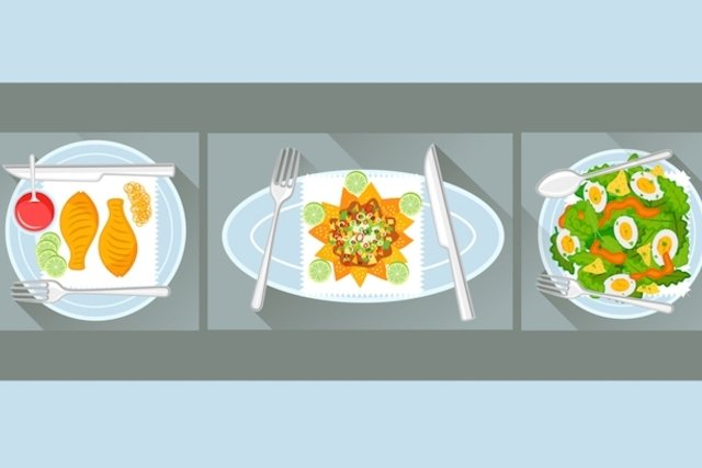 Aumentar a quantidade do alimento aos poucos, iniciando com pequenas porções