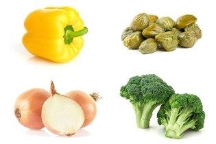 Vegetais ricos em quercetina