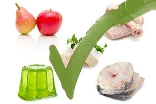 Alimentos recomendados para gastrite ou úlcera