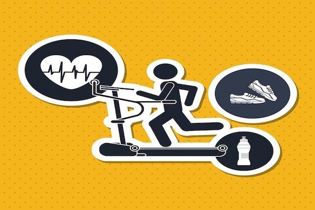 5 vantagens de correr na esteira