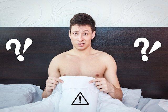 Como evitar a Ejaculação Involuntária durante o Sono