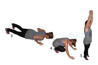 3 exercícios de crossfit para iniciantes