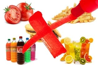 Outros alimentos que devem ser evitados
