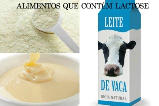 O que não comer na intolerância à lactose