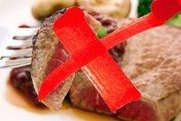 Evitar carnes cruas ou mal passadas