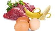 Alimentos ricos em vitaminas do complexo B