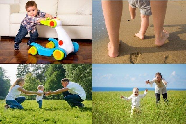 5 razões para não deixar o bebê no Andador