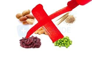 Alimentos proibidos de origem vegetal