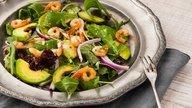 Salada rápida para emagrecer e combater a prisão de ventre